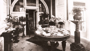 The Breakfast Room, circa 1906