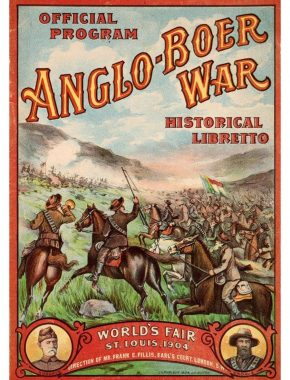 The Second Boer War, which spanned from October 1899 to May 1902, was a war between Great Britain and two native Boer republics, the South African Republic and Orange Free State.